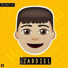 @zabdieldejesus emoji  #emoji #fanart Emoji, Zodiac Signs, Fan Art, My Love, Instagram, Ideas, Medicine, Wall Papers, Messages