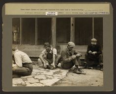 tenant farmers displaced by tractors, Texas, 1937, Dorothea Lange, Library of Congress