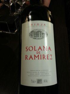 Tercer vino para maridar #LRTAHaro2013