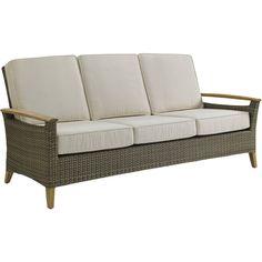 Gloster Pepper Marsh Sofa