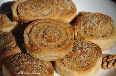Melcisori cu nuca, de post | Retete culinare cu Laura Sava