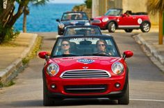 Mini Cooper Convertible Tour from Punta Cana Have you ever dreamed of driving a Mini Cooper convertible? Take the wheel of your own 4-person classic car and put the top down during a full-day tour from Punta Cana! You'll cruise in style along country roads, feeling the breeze on your face and stopping at local attractions with your guide. During the tour, pass by Casa de Campo, stop at Altos de Chavón and the Regional Museum of Archaeology, and visit a cigar facto...