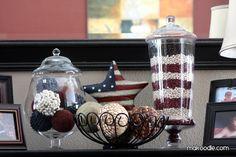 4th of july jar filler