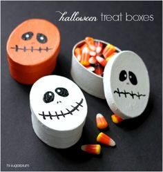 Top 10 DIY Halloween Treat Bags