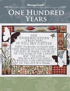 Leaflet 263 One Hundred Years – Stoney Creek Online Store