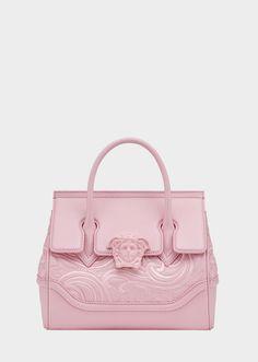 10d1a93f87 Versace Bestickte Palazzo Empire Tasche für Damen