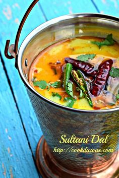 Sultani Dal is a royal dal from the Royal Indian Kitchen. Its rich ,creamy and mouthwatering. Veg Recipes, Indian Food Recipes, Asian Recipes, Vegetarian Recipes, Cooking Recipes, Ethnic Recipes, Recipies, Indian Foods, Indian Snacks