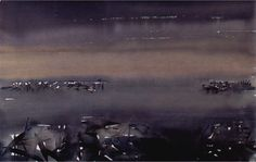 Watercolor, Painting, Art, Kunst, Pen And Wash, Art Background, Watercolor Painting, Painting Art, Watercolour