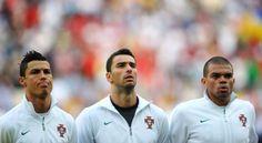 Bola de Ouro: Ronaldo, Pepe e Patrício entre os 30 pré-nomeados