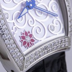 Beautiful flowers take time to bloom. Swiss Luxury Watches, Luxury Watch Brands, Beautiful Flowers, Bloom, Shapes, Collection, Pretty Flowers