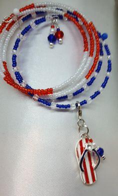 Memory Wire Bracelets, Beaded Bracelets, Statement Jewelry, Jewelry Ideas, Glass Beads, Beading, Unique Gifts, Dangles, Jewelry Making