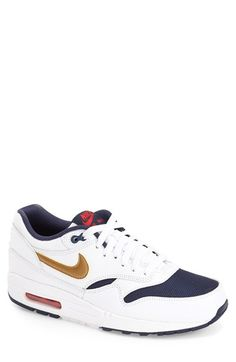 Nike 'Air Max 1 Essential' Sneaker (Men) available at #Nordstrom