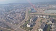 WATCH: Aerial footage above Fort McMurray shows the devastation in Abasand and Beacon Hill