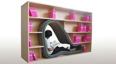 1297 4685 30 of the Most Creative Bookshelves Designs