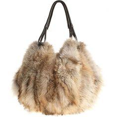 Designer Clothes, Shoes & Bags for Women Fur Purse, Fur Bag, Handmade Handbags, Leather Bags Handmade, Fur Accessories, Diy Handbag, Unique Purses, Creation Couture, Fabric Bags