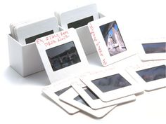 Are your treasured slides safe? Family History, Polaroid Film, Digital, Cloud, Cloud Drawing