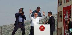 Türkiye'nin En Büyük 3.Asma köprüsü Nissibi Sn Cumhurbaşkanımız Recep Tayyip Erdoğan'ın teşrifleriyle hizmete açıldı. Hayırlı olsun.