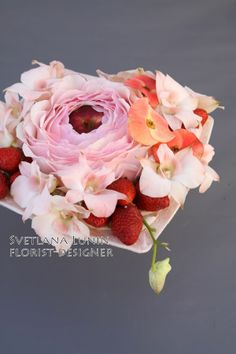 composite bouquet - rosamelia from Svetlana Lunin