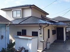 千葉県鴨川市戸建て住宅の外壁塗装・屋根塗装工事の施工後