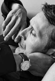 3intheam: Mikkelsen. Photography by Robert Nethery with styling by Wayne Gross for maxim april 2015