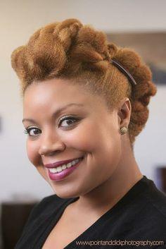 Keep It Kinky: Natural Hair and Beauty: TUTORIALS