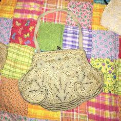 Antique beaded purse Antique beaded purse Bags Clutches & Wristlets