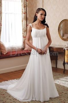 Call (310) 882-5039 if you are looking for So Cal wedding officiants. https://OfficiantGuy.com This pin is: empire wedding dress