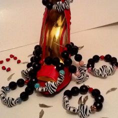 Lucky ladie bug bracelets $15.00 each