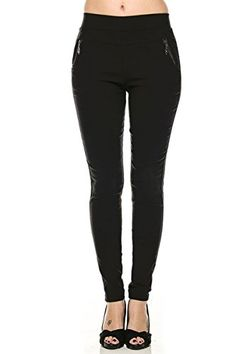 2LUV Women's Tailored Millenium Skinny Dress Slacks ** FIND OUT ADDITIONAL DETAILS @: http://www.eveningdressesoutlet.com/store/2luv-womens-tailored-millenium-skinny-dress-slacks/