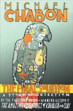 The Final Solution: a novel of detection by Michael Chabon.  Published by HarperCollins in 2004.