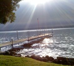 Torch Lake, MI  Took pic early a.m. Taken with envy3 cellphone