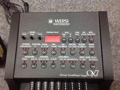 Wersi OX 7 Orgel Modul Expander Hammond B3 Sound Zugriegel in Niedersachsen - Neustadt am Rübenberge | Musikinstrumente und Zubehör gebraucht kaufen | eBay Kleinanzeigen