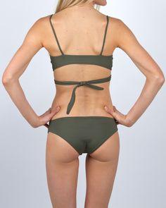 81c59dd5e1887c Amazon.com: LSpace Women's Estella Classic Fit Cut Out Bikini Bottom: L* Space: Clothing