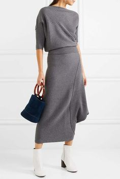 4 Office Outfits Stylish Women Swear By via @WhoWhatWear