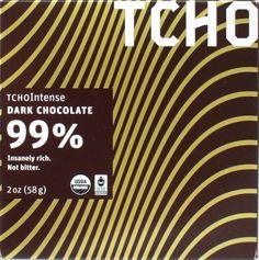 TCHO 99% Chocolate