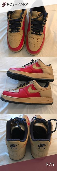 Air Force 1s These came out Over 10 Years, barley Used Nike Shoes Sneakers