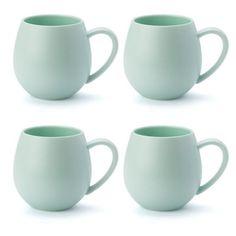 Hug Me Mug - Set of 4 - Mint