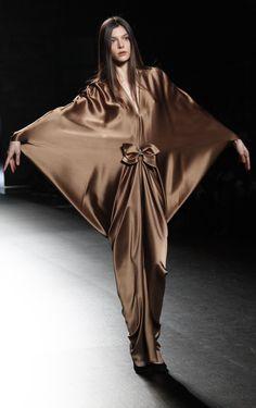Pierre Cardin en la 080 Fashion Barcelona para el 8º núm de LittleBit Magazine