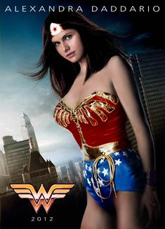 Alexandra Daddario On Possibly Playing WONDER WOMAN