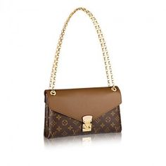Louis Vuitton Pallas  Chain Bag  My next big girl bag