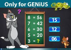 If 8=56, Then 3=?? Maths Puzzles Pics with Answer - For Genius Only - http://picsdownloadz.com/puzzles/maths-puzzles-pics-with-answers-for-genius/