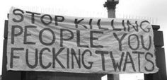 So tired of ignorant people killing people for no reason. What is wrong with people now days.
