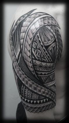 South pacific tribal tattoos - Google Search