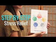 Step by Step Stress Relief Via the 5 Elements - YouTube
