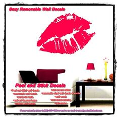 Sexy Removable Wall Decals  http://peelnstickdecals.blogspot.com/2013/06/sexy-removable-wall-decals.html  http://www.peelnstickdecals.com/