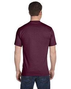 Hanes Men's Comfortsoft T-Shirt, 2 Maroon / 2 Deep Forest, L (Pack of 4) only for $14.98 - http://howto.hifow.com/hanes-mens-comfortsoft-t-shirt-2-maroon-2-deep-forest-l-pack-of-4-only-for-14-98/