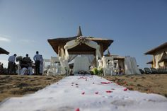 Wedding Set up at the Gloria Golf Resort, Turkey x Perfect Weddings Abroad, Wedding Abroad, Wedding Set Up, Traveling By Yourself, Gazebo, Wedding Venues, Turkey, Golf, Outdoor Structures