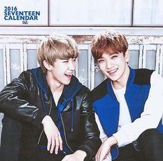 Minghao/The8 and Jisoo/Joshua