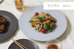 SyuRo シュロ|せっ器 plate L | new item(雑貨) | | CDC general store