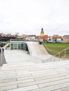 Faaborg Harbour Bath by Urban Agency and JDS Architects - News - Frameweb
